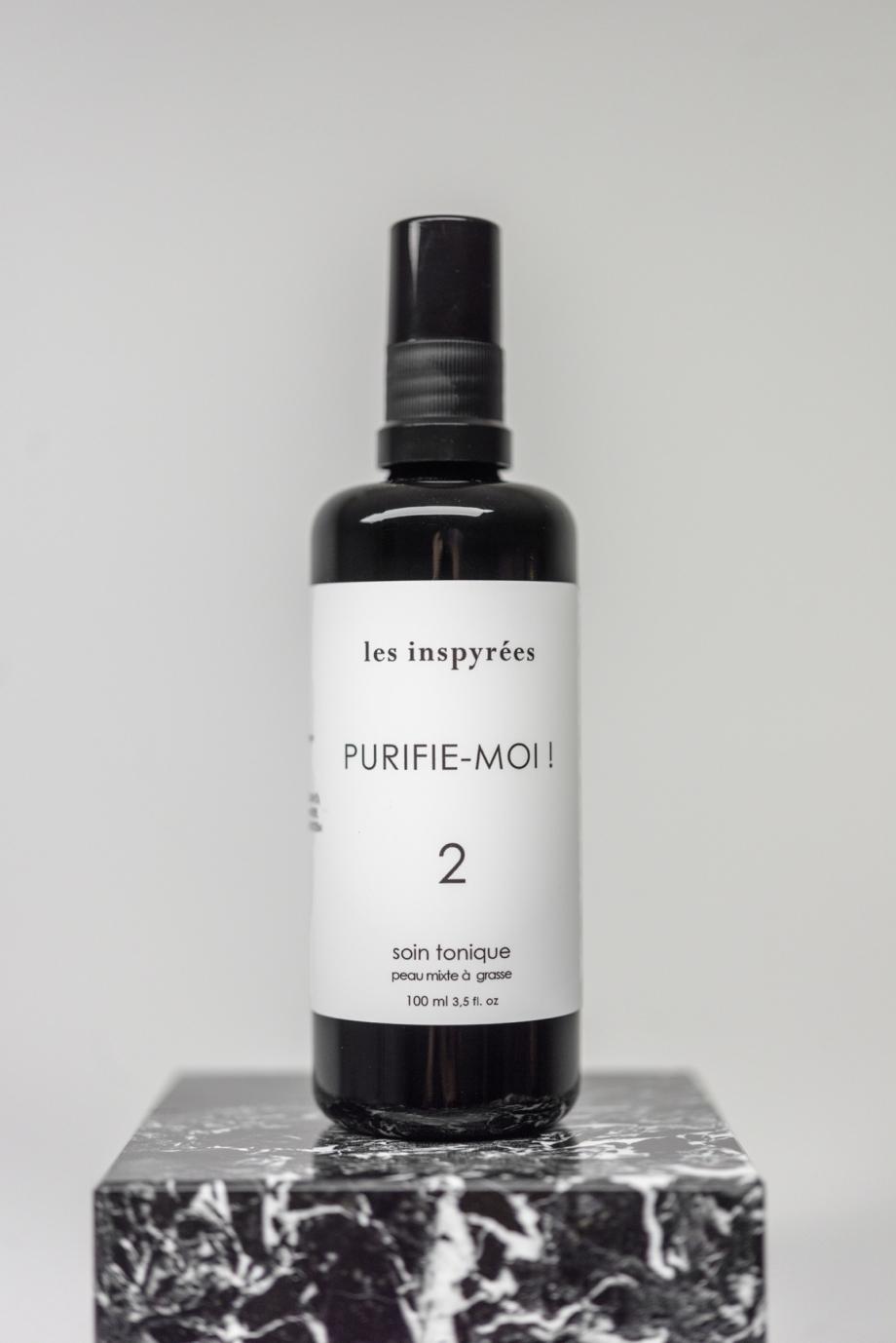 #2 PURIFIE-MOI ! – Hydrolat aromatique 100 ml